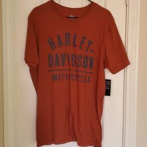Harley Davidson T shirt NWT